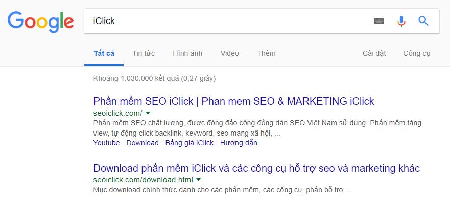 Dự đoán tính giá trị của một tín hiệu xếp hạng trong công cụ Google