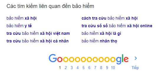 cách tạo google suggest
