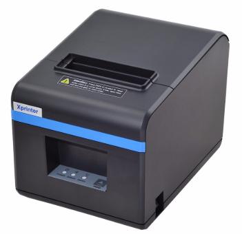 Chỉnh tự cắt giấy máy in nhiệt K80