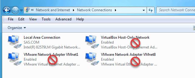 Có kết nối internet không login được iClick