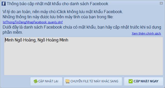 Đảm bảo an toàn tài khoản Facebook