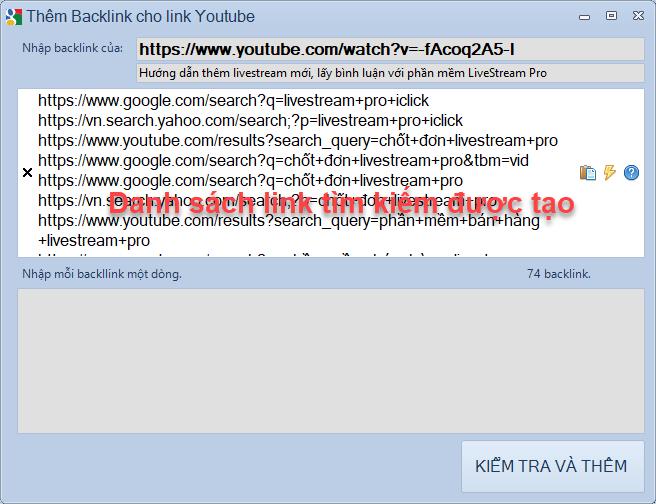 Fix lỗi tụt tương tác Youtube