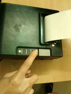 Những lỗi thường gặp máy in nhiệt K80