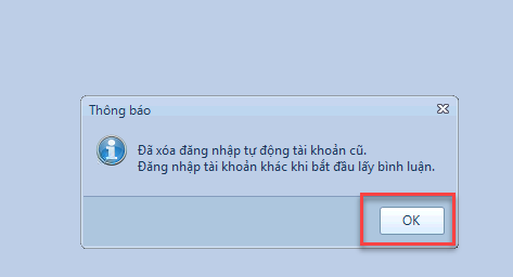Lỗi phần mềm livestream pro