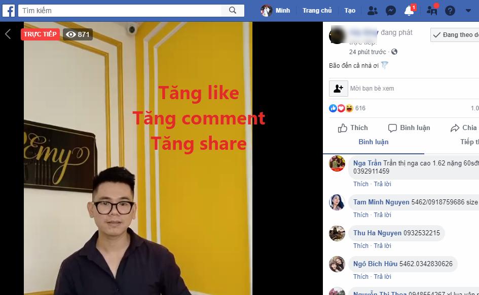 Phần mềm Facebook Marketing Phiên bản 1.1.2.0