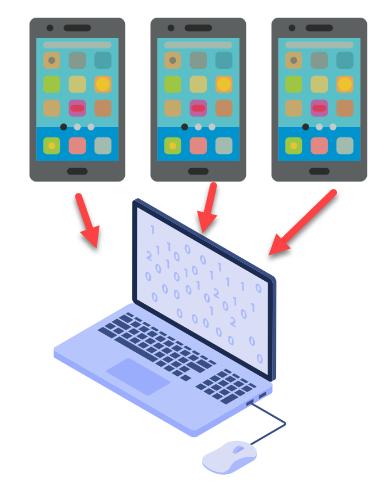 phần mềm - ứng dụng sms pro