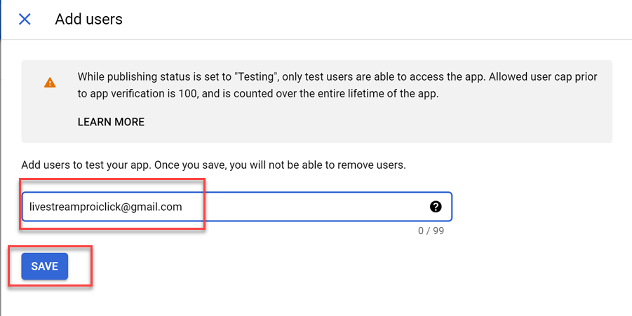 Phần mềm Gmail Marketing