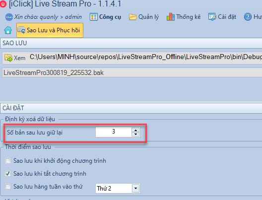 Phần mềm chốt đơn bán hàng livestream facebook