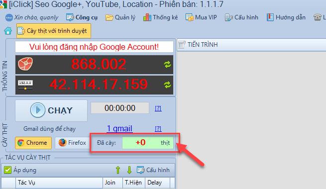 Phần mềm seo youtube, google maps