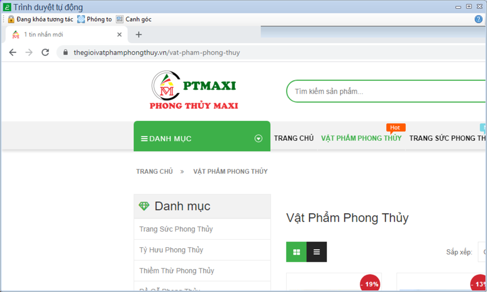 Phần mềm tăng traffic tìm kiếm cho website