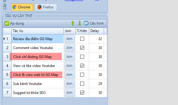 phiên bản 1.1.1.2 phần mềm seo youtube, GG maps