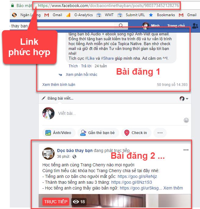 Không lấy được bình luận với phần mềm Get Comment Facebook