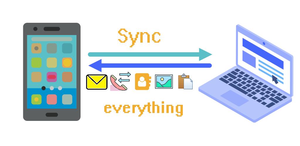 Hướng dẫn cài đặt ứng dụng Sync Everything trên điện thoại Android